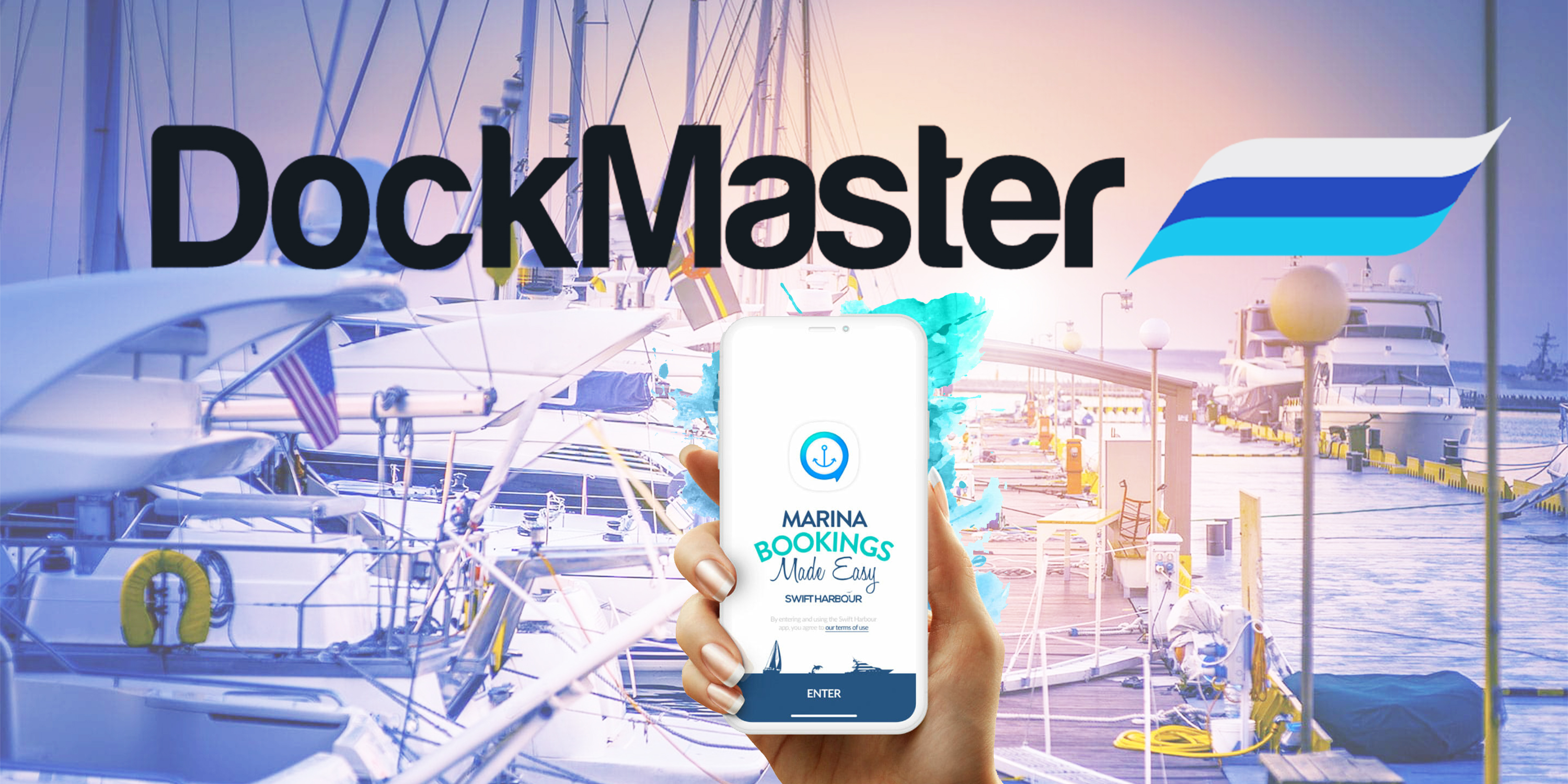 How DockMaster/Swift Harbour Integration Streamlines Your Marina And Satisfies Customers